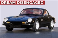 1972-1979 TVR M-Series Homage Edition Black 1:43