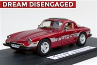 1976-1979 TVR M-Series Turbo Tribute Edition Red 1:43