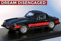 1976 - 1979 TVR Taimar Tribute Edition Black 1:43