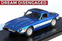 1976 - 1979 TVR Taimar Tribute Edition Deep Blue 1:43