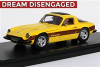 1976 - 1979 TVR Taimar Tribute Edition Yellow 1:43