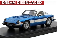 1976 - 1979 TVR 3000M Enthusiasts Edition Blue 1:43