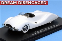 1948 Timbs Streamliner Tribute Edition 1:43 White