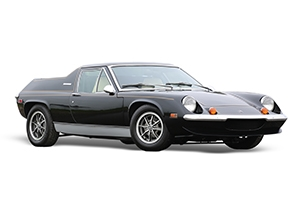 1972-1975 Lotus Europa Special Type 74 ONE8
