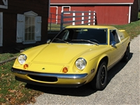 1972-1975 Lotus Europa Special Type 74 Lotus Yellow ONE8