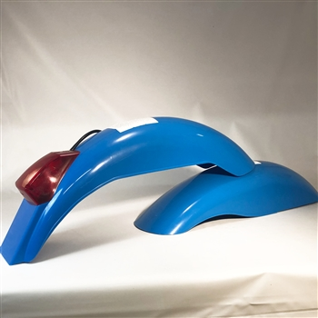 Preston Petty IT Rear Fender Kit - Blue