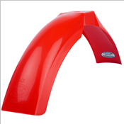 MX Front Fender -Red