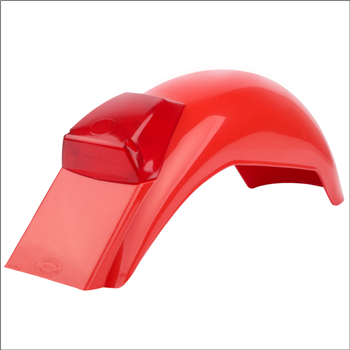 IT Rear Fender Kit- Red