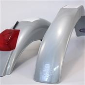 IB Muder and IT rear fenders Silver