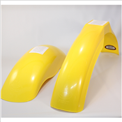 MX Front and Rear Fender Bundle Yellow