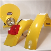 IB Muder IT Rear fenders Yellow yellow HLNP