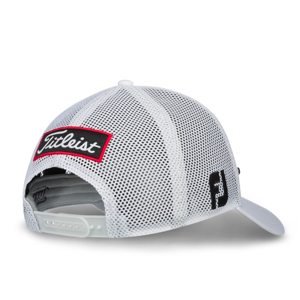 8f640bcded1 Titleist Tour Snapback Mesh Legacy Collection Golf Hat