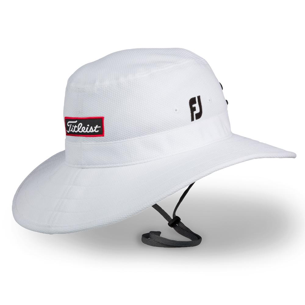 c32961e25 Titleist Golf Tour Aussie Full Brim Sun Bucket Hat