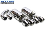 1992 - 1996 C4 Corvette Axle Back Exhaust System