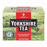 Yorkshire Red -160 Tea Bags
