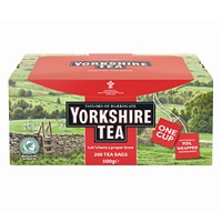 Yorkshire Red  - 200 Tea Bags | Brands of Britain | UK Imported Teas