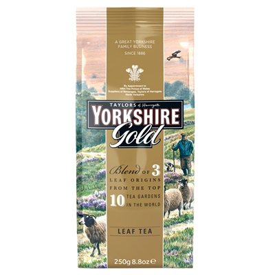 Yorkshire Gold - 8.8oz Loose Tea