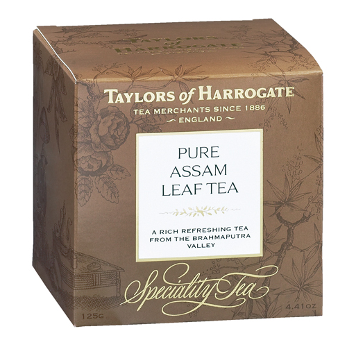 Taylors of Harrogate Pure Assam - Loose Tea Carton 4.4oz