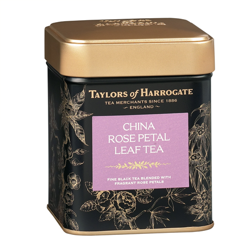 Taylors of Harrogate China Rose Petal - Loose Tea