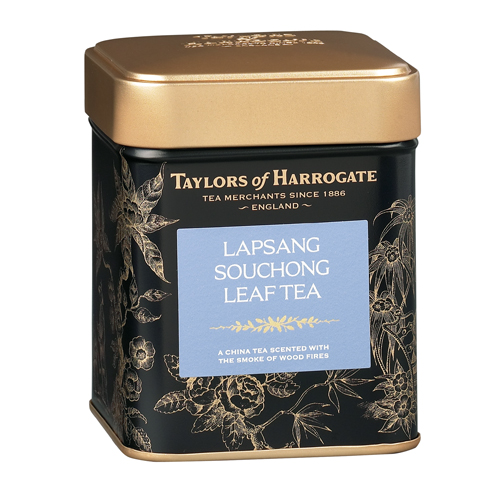 Taylors of Harrogate Lapsang Souchong - Loose Tea Tin Caddy 4.4oz