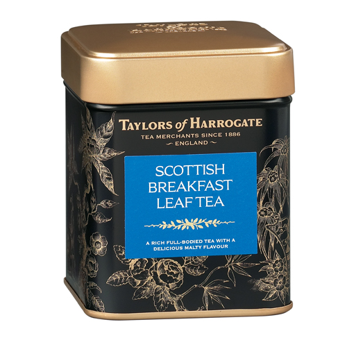 Taylors of Harrogate Scottish Breakfast - Loose Tea Tin