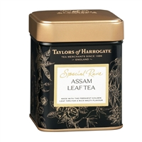 Taylors of Harrogate Special Rare Assam - Loose Tea Tin Caddy 4.4oz