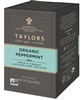 Taylors of Harrogate Organic Pepperming - 50 Tea Bags