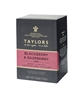 Taylors of Harrogate Blackberry & Raspberry - 20  Wrapped Tea Bags