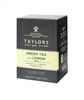 Taylors of Harrogate Green Tea with Lemon - 20 qty