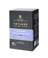 Taylors of Harrogate Lapsang Souchong - 50 Tea Bags | Brands of Britain
