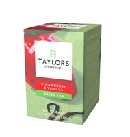 Taylors Strawberry & Vanilla Green 3x20
