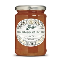 Tiptree Orange & Whisky Marmalade 340 Gram