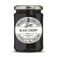 Shop Tiptree Black Cherry Preserve - 12oz jar | Brands of Britain