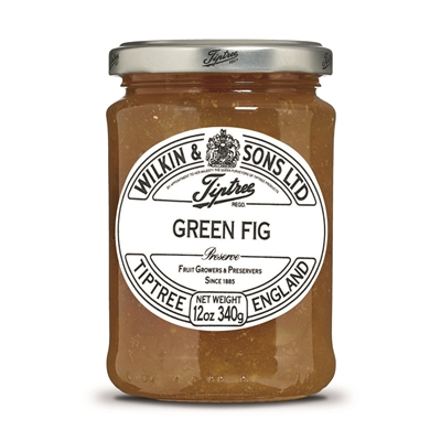 Shop Tiptree Green Fig Preserve - 12oz jar | Brands of Britain