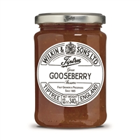 Shop Tiptree Green Gooseberry Preserve - 12oz jar | Brands of Britain