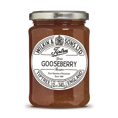 Tiptree Green Gooseberry Preserve 12oz