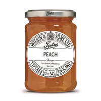 Shop Tiptree Peach Preserve - 12oz jar | Brands of Britain