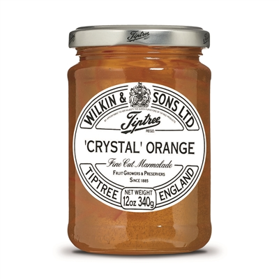 "Shop Tiptree ""Crystal"" Orange Marmalade - 12oz jar 
