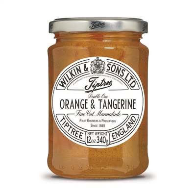 Tiptree Double One Orange & Tangerine Marmalade - 12oz | Brands of Britain