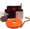 "1"" Complete Woven Cord Manual Strapping Kit"