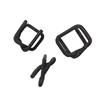 "3/4"" Phosphate Coated Heavy Duty Wire Buckles"