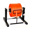 "Stationary Poly Cord Strapping Cart (3"" Core)"
