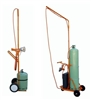 Propane Tank Gas Bottle Trolley 50-80 Lbs.