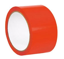 "2"" x 110 yards Red Carton Tape"