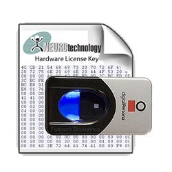 VeriFinger License U.are.U Lock