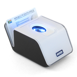 The Lumidigm V-Series V371 provides reliable biometric authentication information that can be used to verify the identity of anyone, anytime.