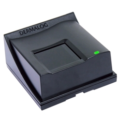 The DERMALOG ZF2, makes it possible to capture either two plain fingerprints at once or one single rolled fingerprint.