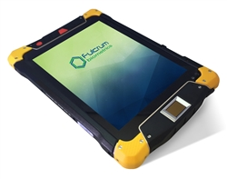 The bioCAPTUS R80 Time Clock rugged Android multimodal biometrics tablet with integrated Time and Attendance app is designed to safeguard against the potentially damaging effects of dusts, drops, shock, and extreme temperature variances.