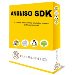 Futronic ANSI/ISO SDK for Windows