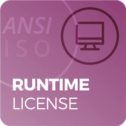 ANSI & ISO PC License 1:1 & 1:100